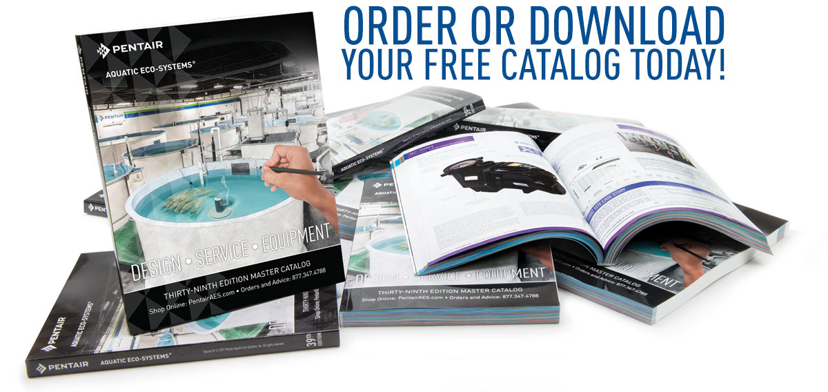 Pentair AES Master Catalog