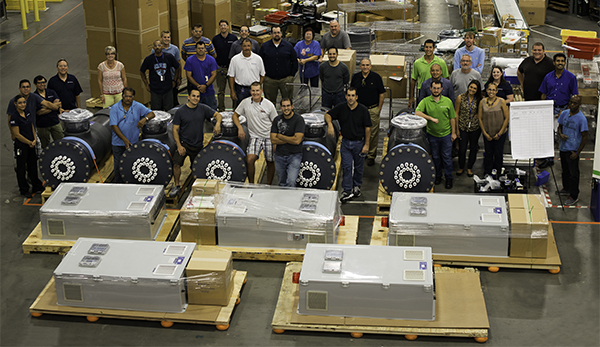 Large Order for UV Systems Headed to Chile