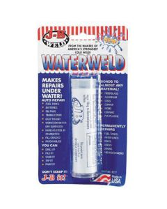 Waterweld® Pipe Repair Epoxy Putty Stick, 2 oz