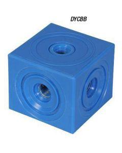 "HDPE Connector Block, 1/4"" FNPT"