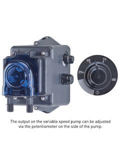 Stenner Variable Speed Peristaltic Metering Pumps