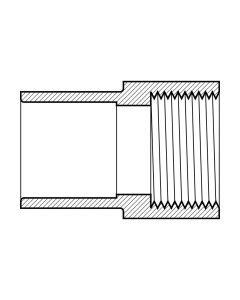 Female Adapter Reducing (Slip x FNPT)