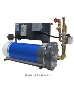Water to Water Heat Exchanger Packages