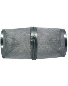 """Fish Trap, Galvanized, 1/4"""" mesh, 16"""" L"""