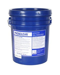 Phosclear Phosphate Remover Water Treatment, 40 lb