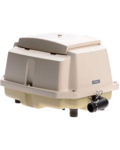 "Medo Linear Piston Air Pump, 100"" max depth, 11"" x 8"" x 8"", 92 running watts"