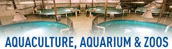 UV Aquaculture, Aquarium & Zoos