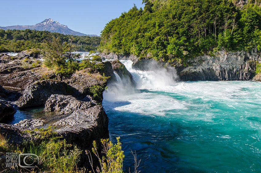 Chile Waterfalls - Aquaculture