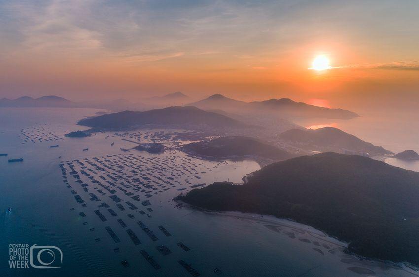 Fish Farming - China Guangdong Province