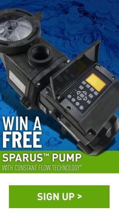 Win a FREE Sparus with CFT Pump
